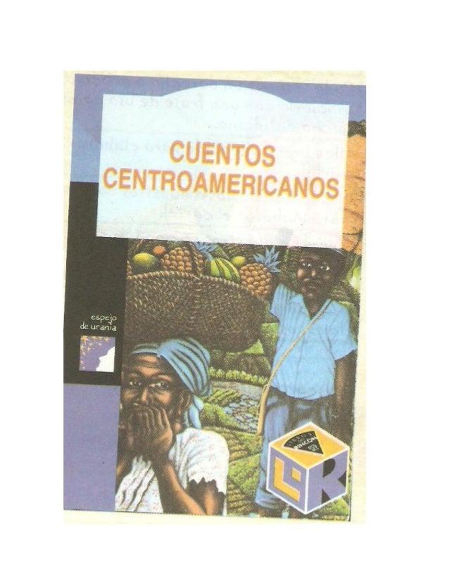 Cuentos centroamericanos