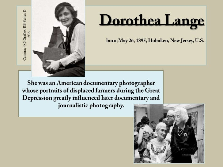Dorthea Lange