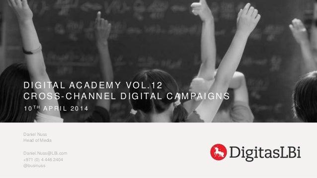 Digital Academy   Class 12