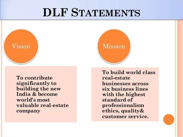 Dlf business plan
