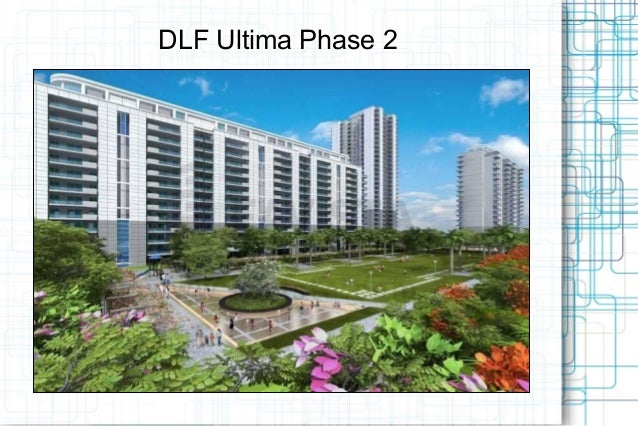 DLF Ultima Phase 2 Call @ 09999536147 at Sector 81, Gurgaon