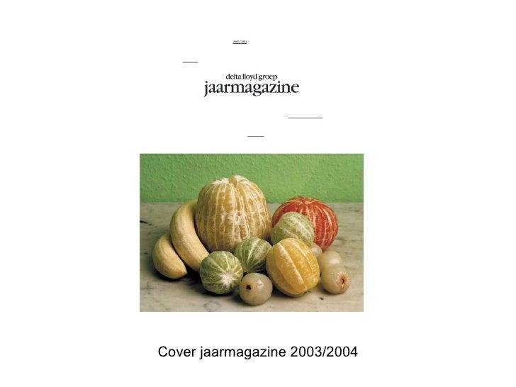 Dlg Jaarmagazines