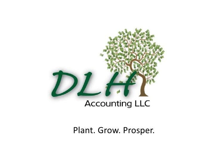 Plant. Grow. Prosper.<br />