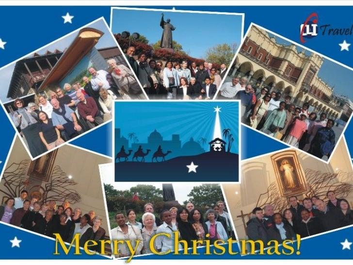 DLI Travel Christmas Greetings 2011