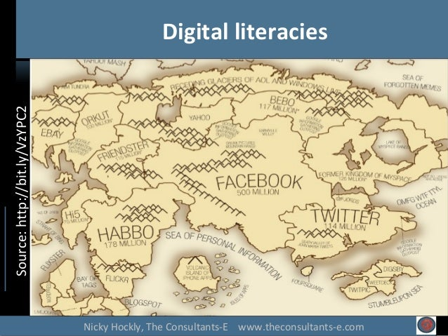Digital Literacies, by Nicky Hockly, The Consultants-E