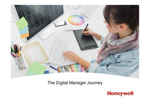 The Digital Manager Journey