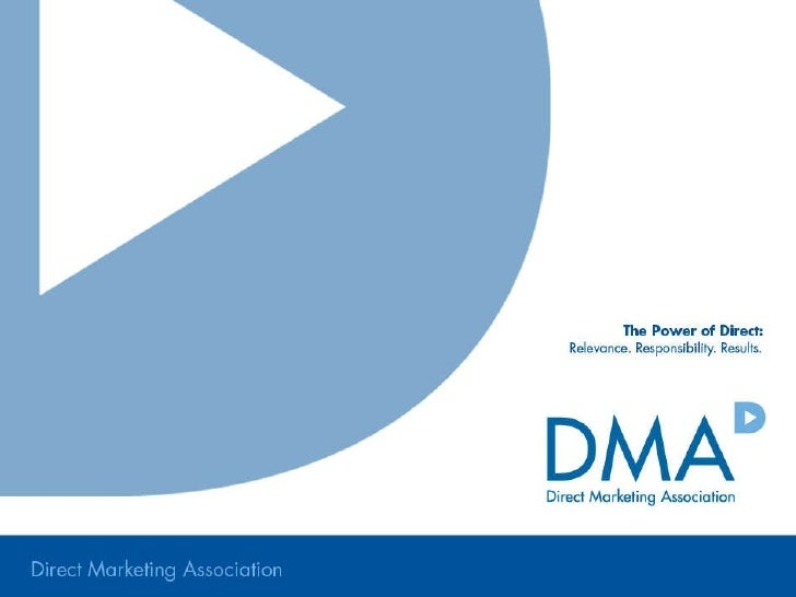 DMAchoice.org Update At DMA09