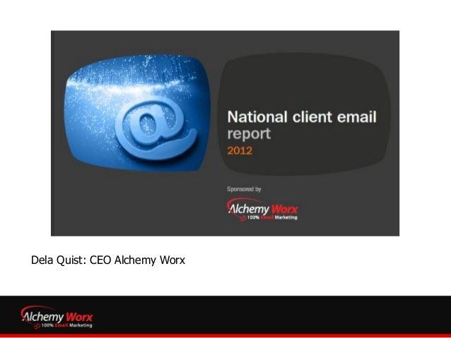 Dela Quist: CEO Alchemy Worx