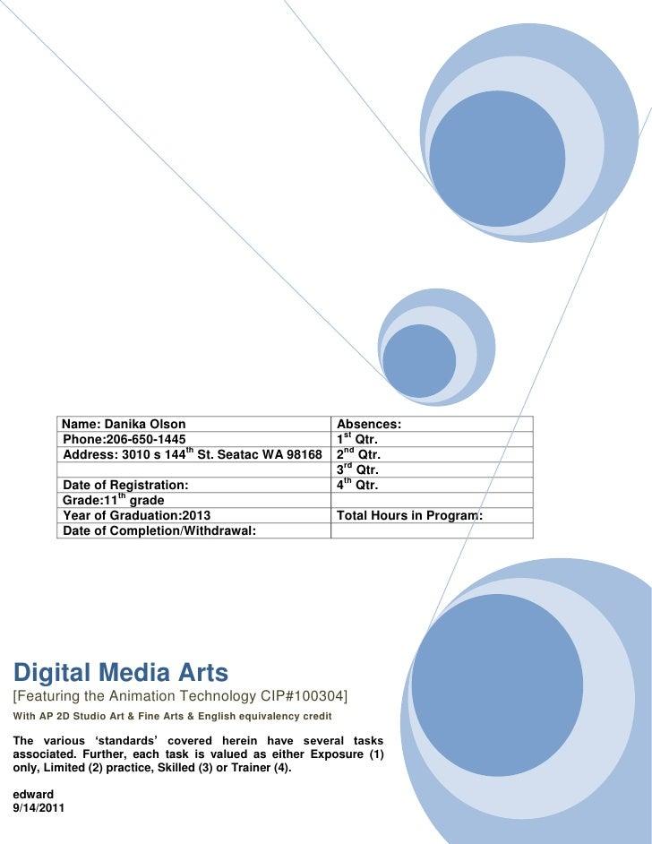 Dma Competencies 2011 12