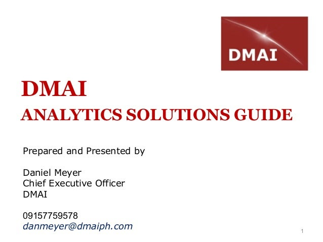 What is Analytics for Your Business?