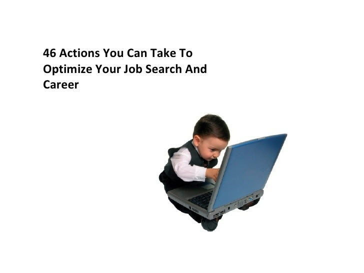 Optimize Your Job Search