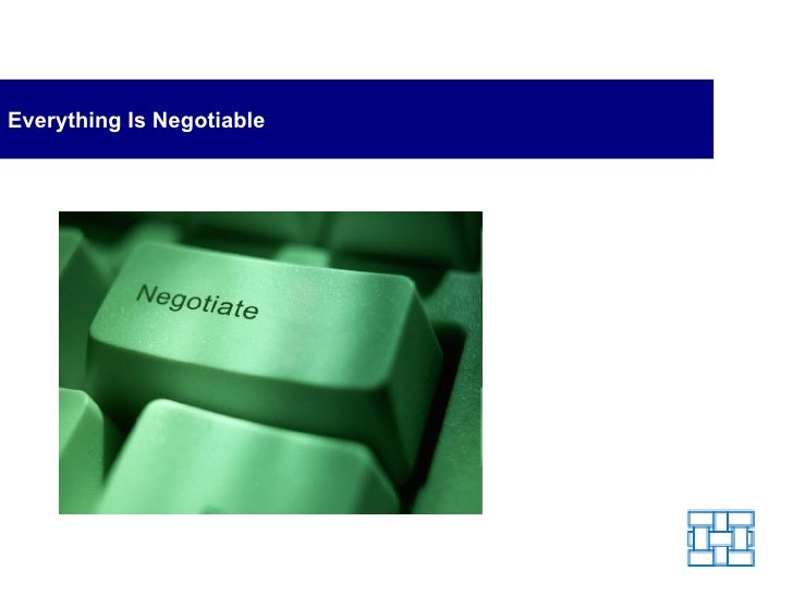 Everything is Negotiable | Negotiating is one of the Greatest Abilities