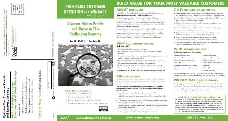BUILd VALUE fOr YOUr MOst VALUABLE CUstOMErs                                                                              ...