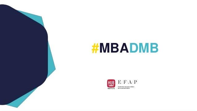 #MBADMB