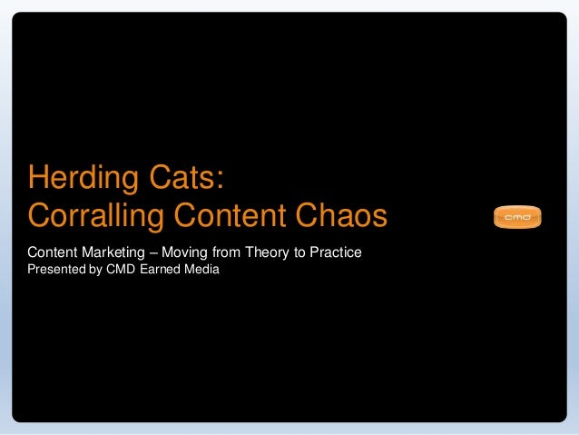 Content Marketing: Moving From Theory To Practice