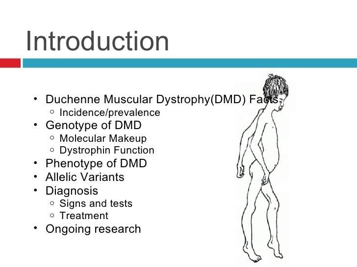 Duchenne muscular dystrophy essay