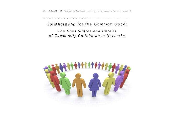 D Mechanics Of Collaboration