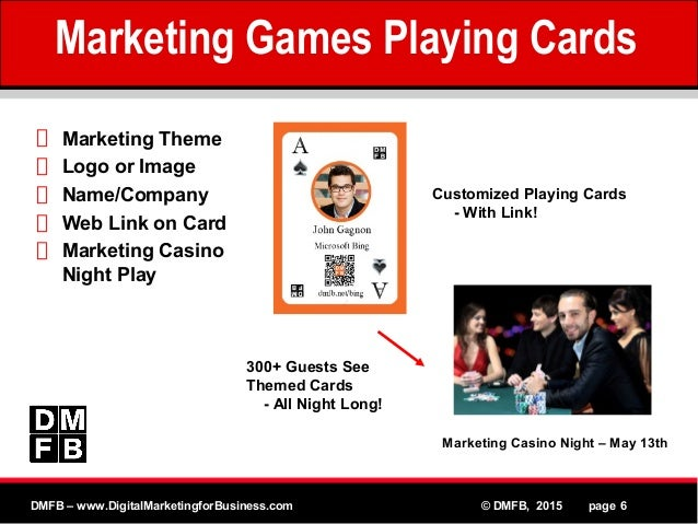 Marketing for casino 888casino
