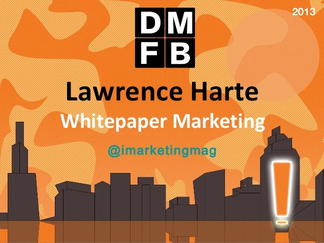 MPEG www.Althos.comWhite Paper Marketing © Althos, 2013 page 1Lawrence HarteWhitepaper Marketing@imarketingmag