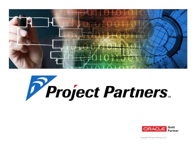 Project Partners Document Management Integration for Oracle eBusiness Suite