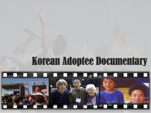 Korean Adoptee Documentary Webseries