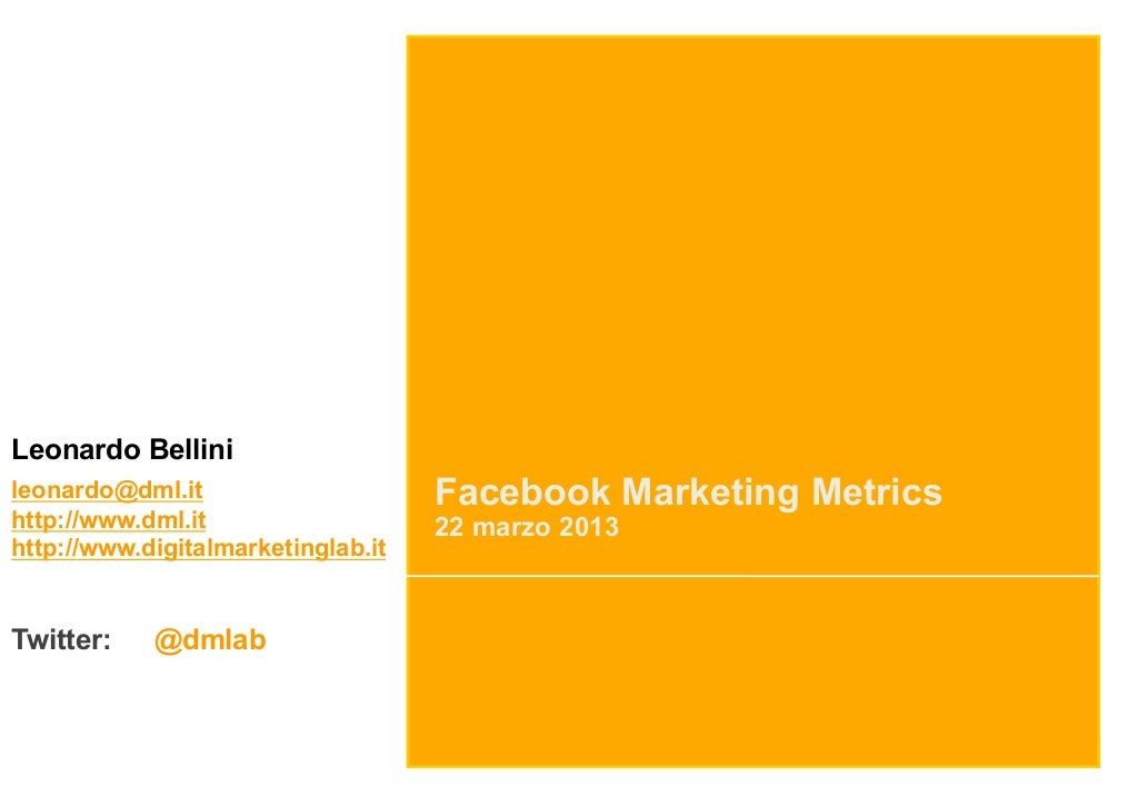 Dml facebook-marketing-metrics