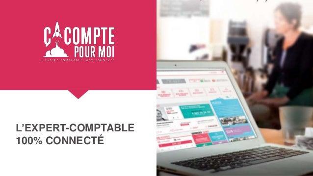 L'EXPERT-COMPTABLE 100% CONNECTÉ