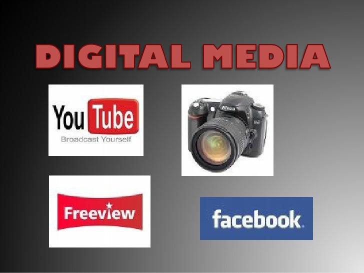 What is Digital Media 2