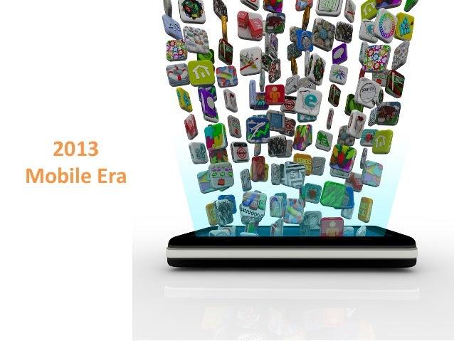 2013 Mobile Era by คุณอรนุช