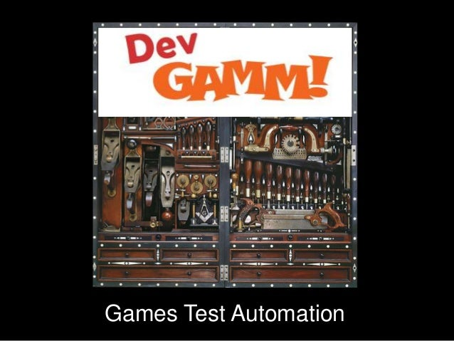 Games Test Automation