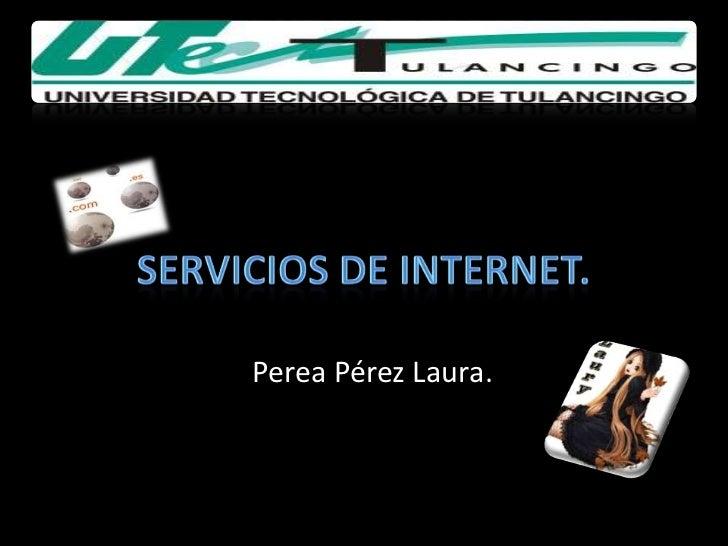 Perea Pérez Laura.
