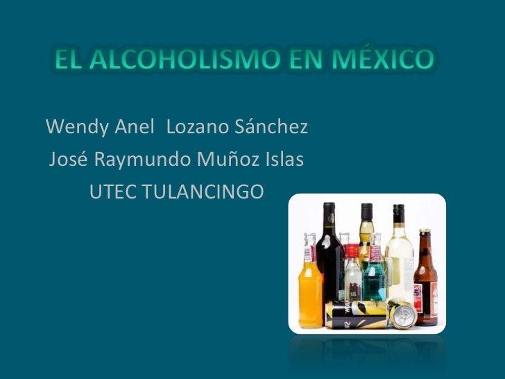 Wendy Anel Lozano SánchezJosé Raymundo Muñoz Islas    UTEC TULANCINGO