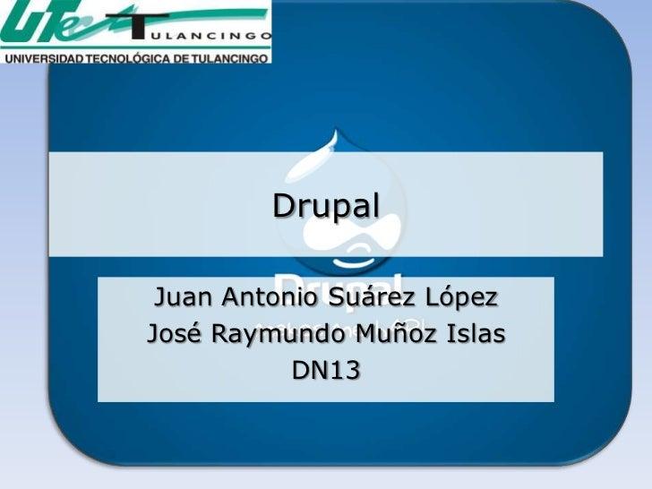 Dn13 u3 a31_slja   drupal
