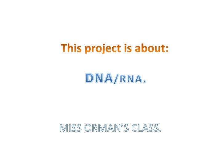 DNA. •   Deoxyribonucleic acid (DNA) is a nucleic acid that contains the genetic instructions used in     the development ...