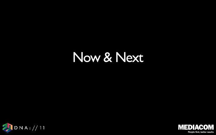 Now & Next - Mediacom