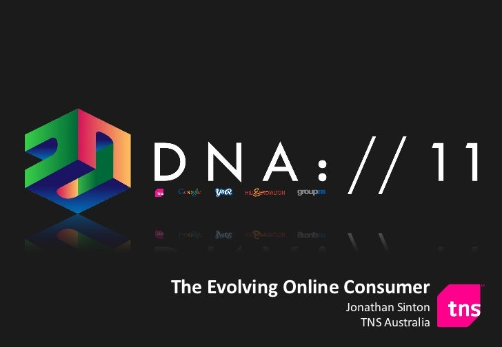 The Evolving Online Consumer