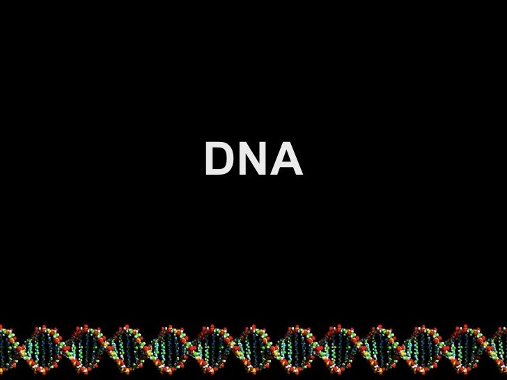 DNA History & Structure