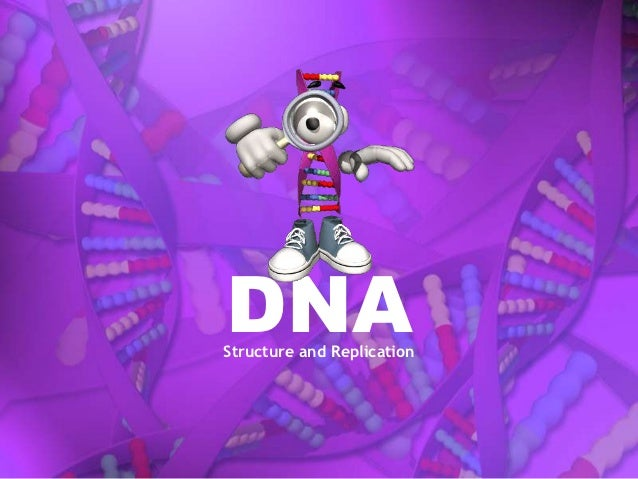 DNAStructure and Replication