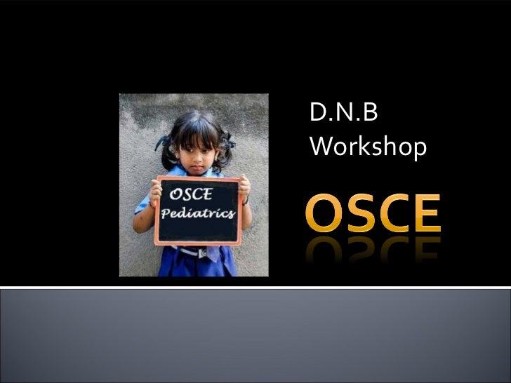 D.N.BWorkshop