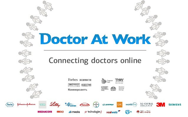DoctorAtWork Mediakit