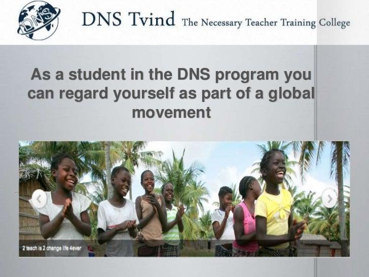 DNS Tvind Alternative Education College in Denmark