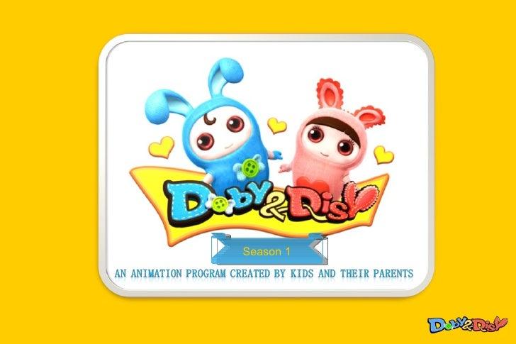 Doby & Disy season1 Distribution kit
