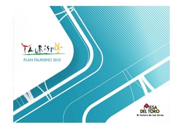 Doc 10. pp plan incentivacion taurismo 2010