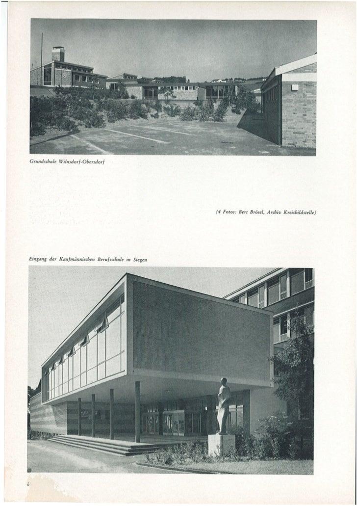 Geschehen. Geleistet. Geplant. Kreis Siegen Verwaltungsbericht 1964 - 1969 Teil 2