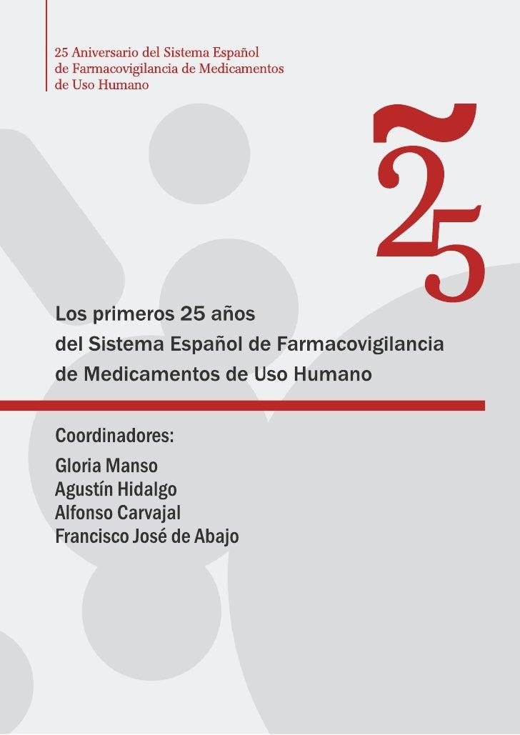 Doc15 los primero 25 a del sist español de medicamentos de uso humano