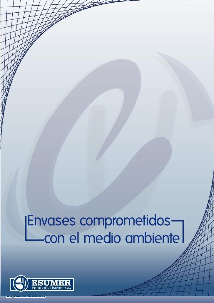 Articulo Envases Comprometidos con el Medio Ambiente