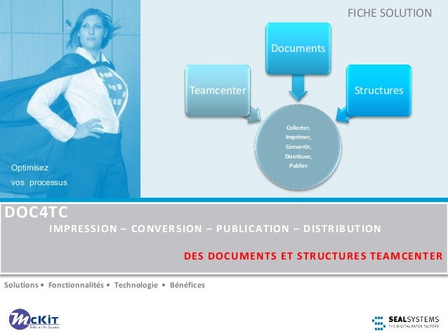 Doc4 tc   solution de conversion et diffusion documentaire teamcenter
