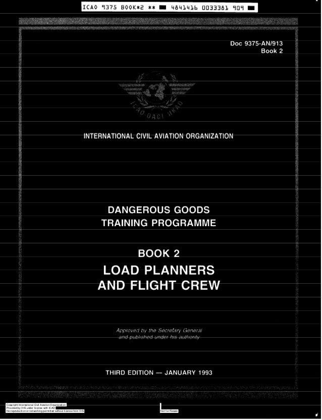 --`,,```,,,,````-`-`,,`,,`,`,,`---  Copyright International Civil Aviation Organization Provided by IHS under license with...