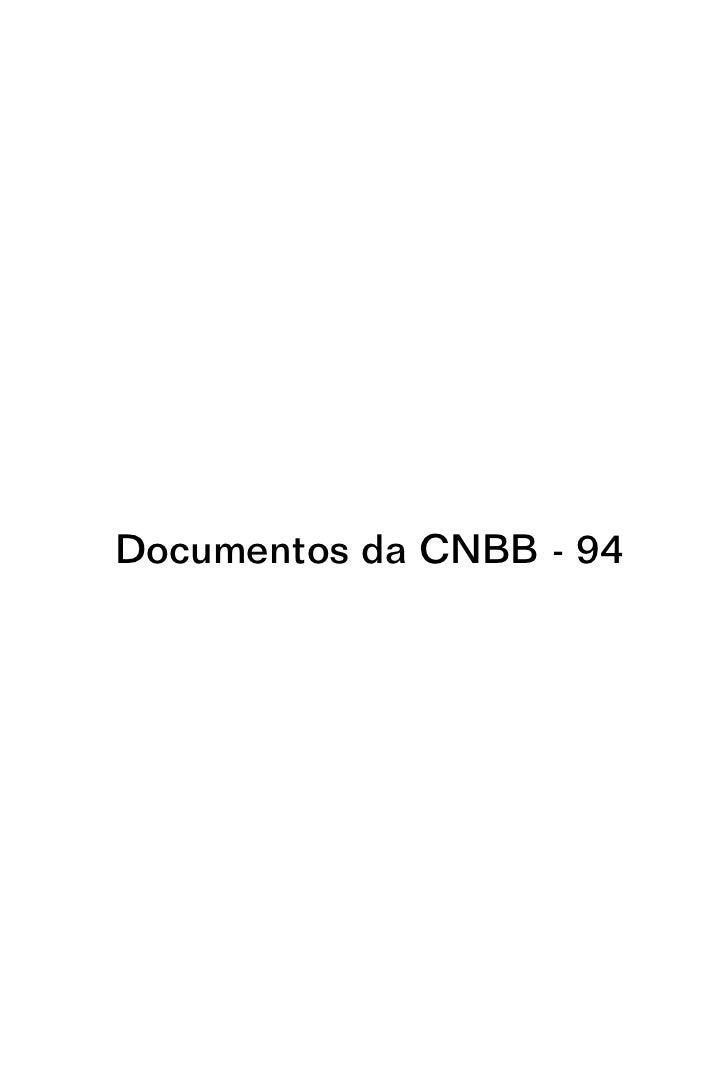 Diretrizes Gerais da Ação Evangelizadora da Igreja no Brasil – 2011 - 2015