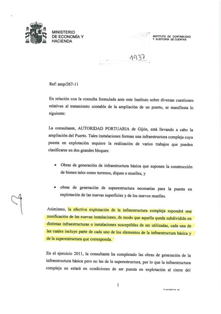 Lo que el Puerto no cumple y puede condenar Asturias